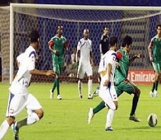 أهداف مباراة الفتح والاتفاق 3-2 في كأس خادم الحرمين الشريفين 1-5-2012