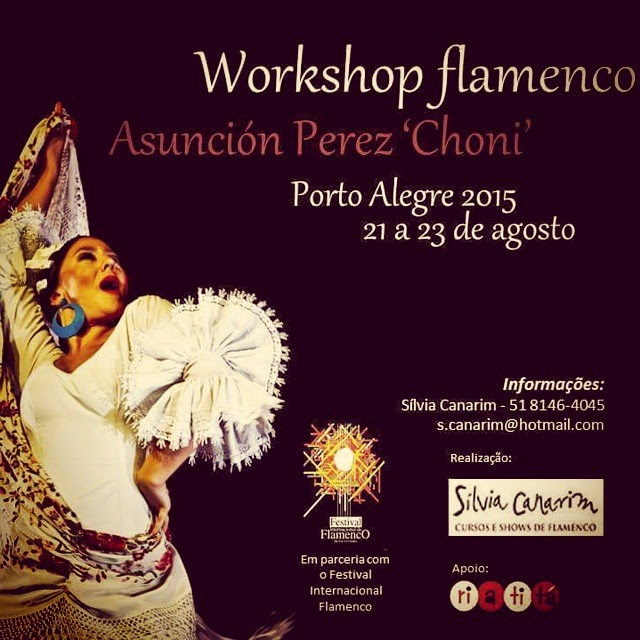 Curso flamenco internacional