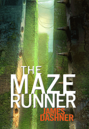 The Maze Runner a fast paced adventure book by James Dashner
