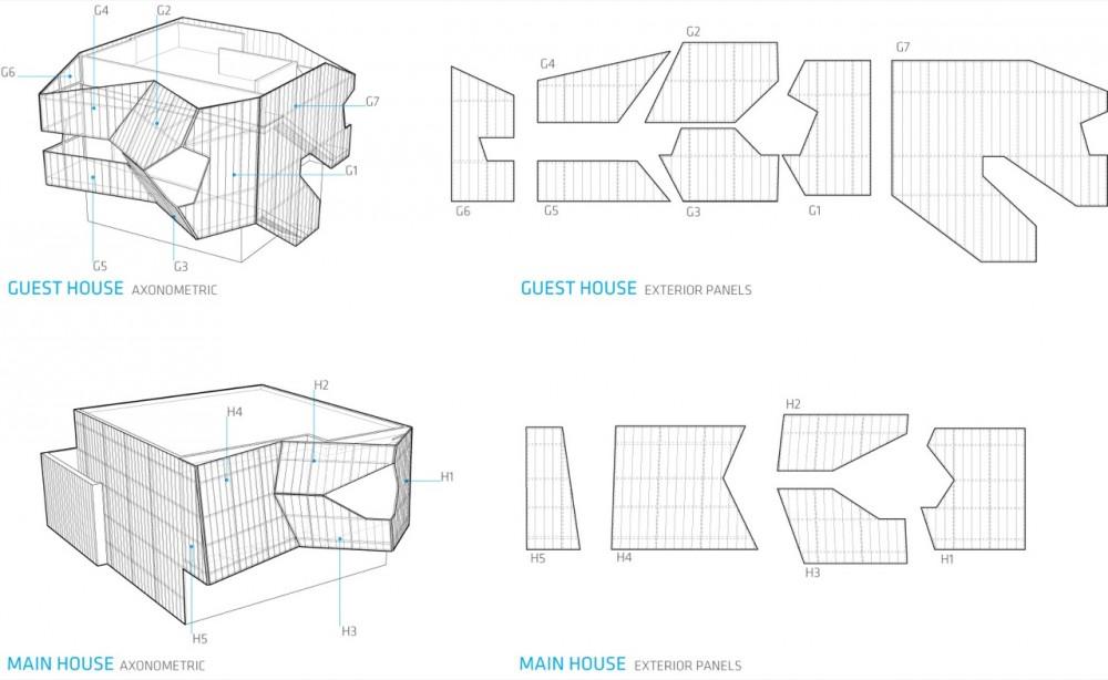 venice house   by daly genik architects