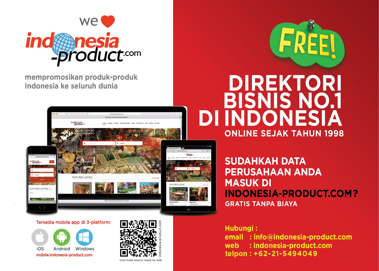 Macindo 2017 Produk Ukm Bumn Travel Bag Small Size Website Ini Dirancang Untuk Mengenalkan Indonesia Ke Seluruh Dunia Seperti Yang Kita Ketahui Batik Telah Menjadi Salah