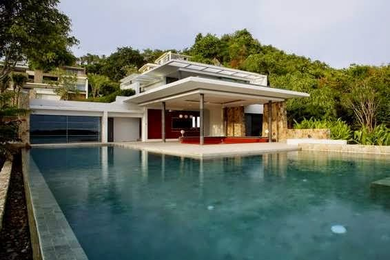 Thai Beach House Design Is Inspired By The Luxurious