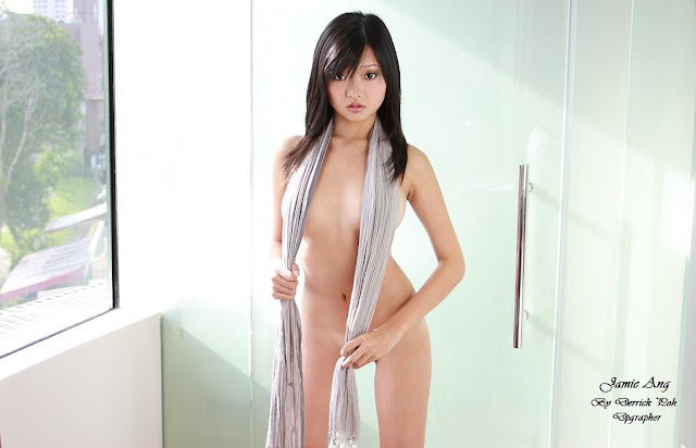 Singapore FHM Model Jamie Ang Leaked Photo Scandal Gone Viral | SexScandals.Us