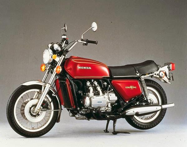GL1000 Goldwing 1974 - ARQUIVO: BRIGA DE CACHORRO GRANDE