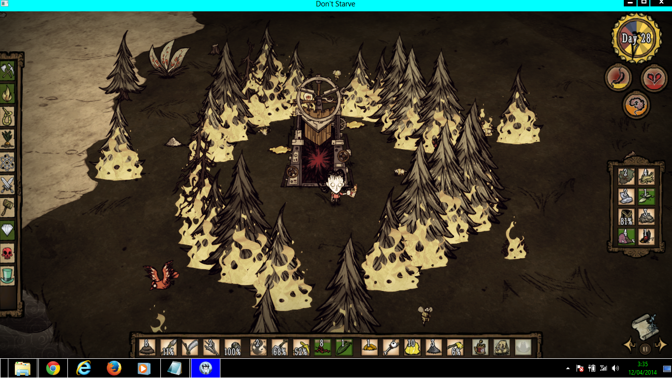 dont starve maxwell door