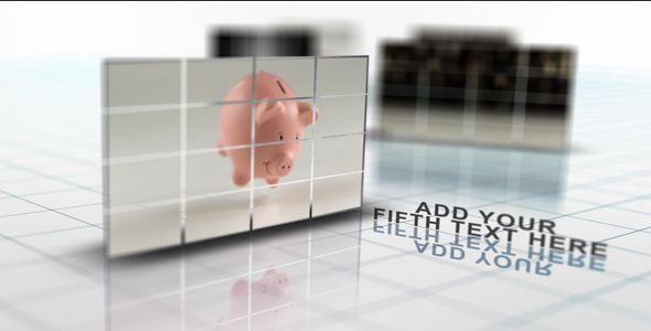 VideoHive Stylish Gloss Presentation