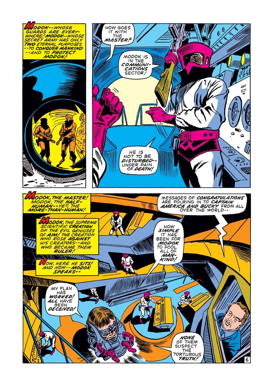 Captain America (1968) Issue #132 #46 - English 7