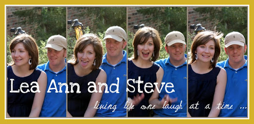 Steve and Lea Ann