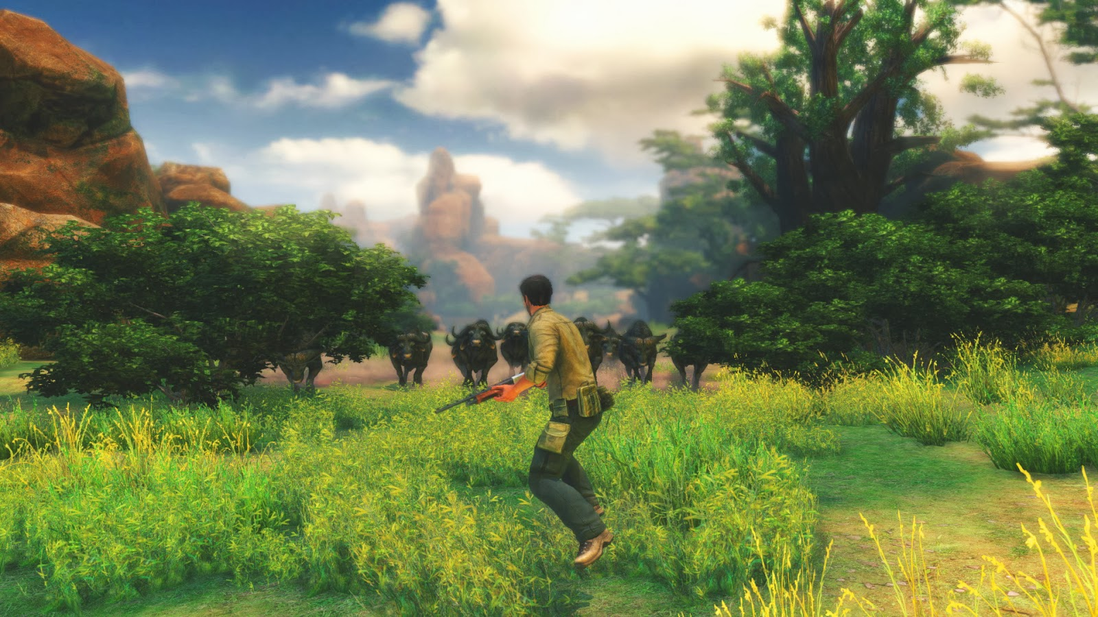 Dream Games Cabelas African Adventures