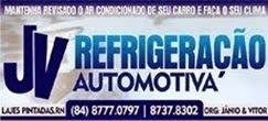 JV - Refrigeração Automotiva em Lajes Pintadas/RN