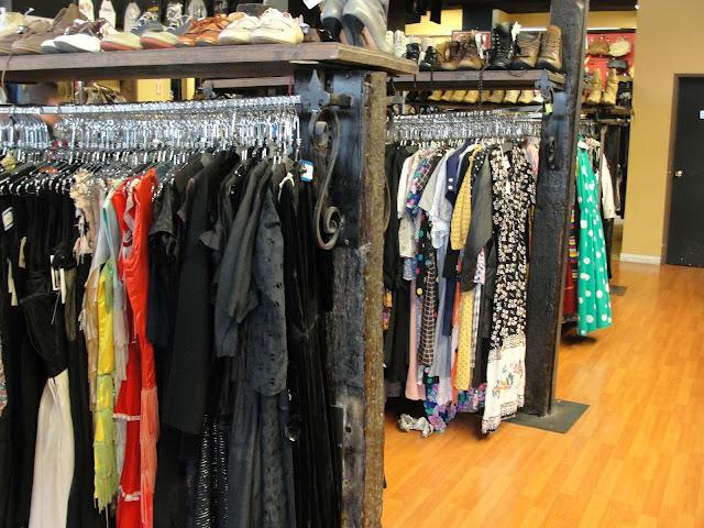 Los compradores de ropa vintage los angeles