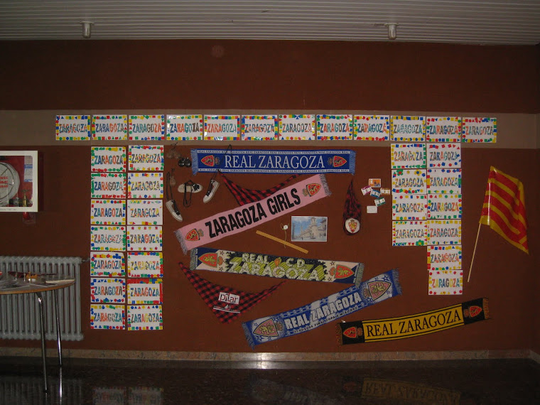 HALL DE ENTRADA: ZARAGOZA