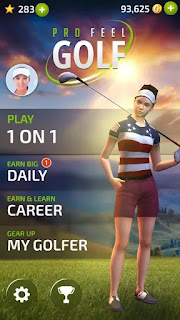 Game Pro Feel Golf Terbaru