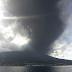 Gamalama Meletus Hujan Abu Vulkanik di Ternate