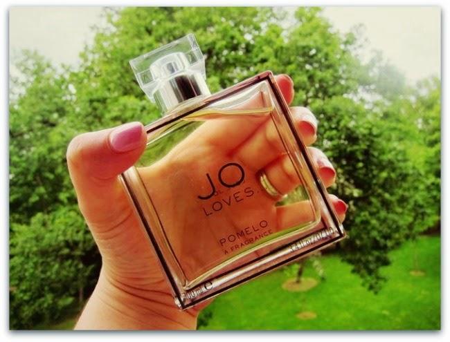 Jo Loves Pomelo fragrance review