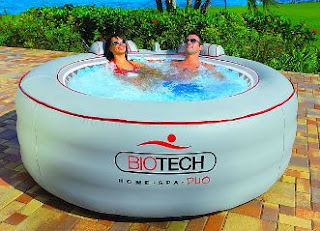 Inflatable hot tub reviews portable hot tubs reviews for Most comfortable tub reviews
