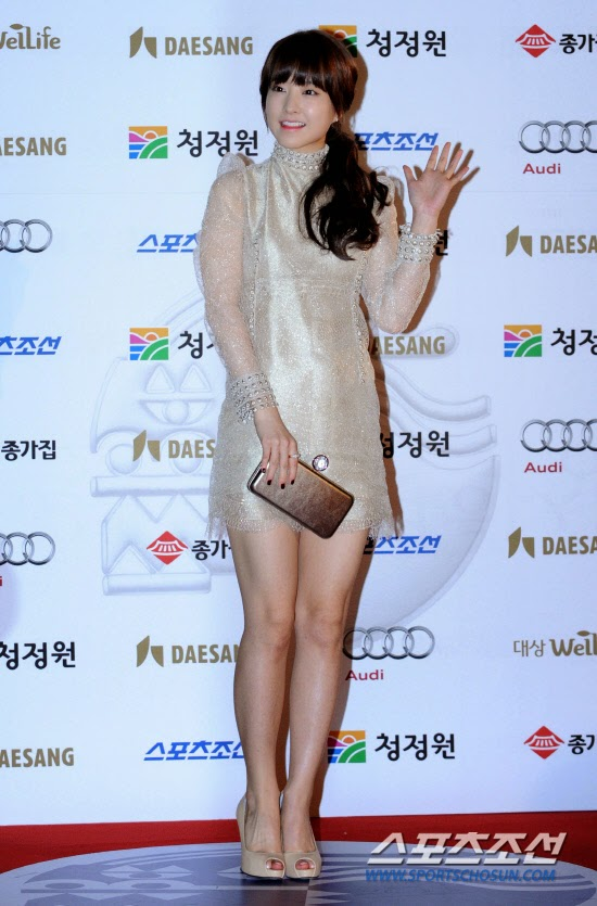 Park Bo Young (박보영) - 32nd Blue Dragon Film Awards on 25 November 2011