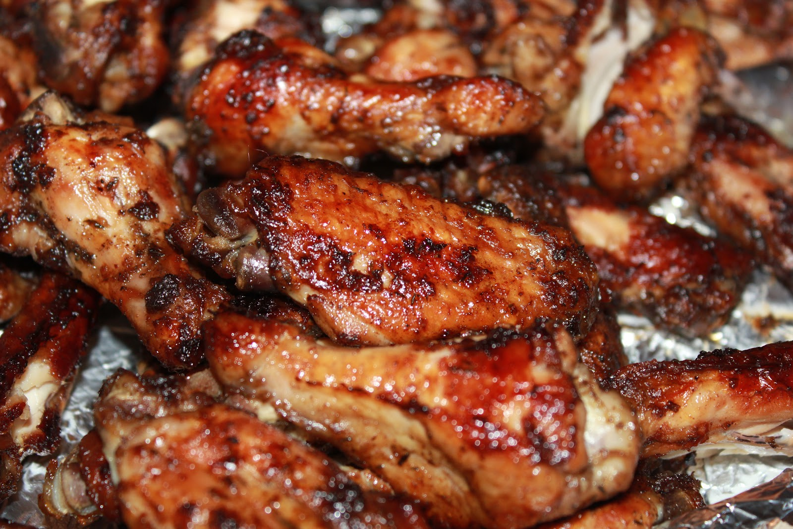 Sisters Luv 2 Cook: Jamaican Jerk Chicken Wings