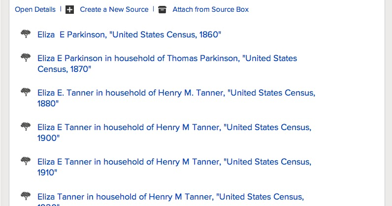 Is there an improvement in the FamilySearch Search?