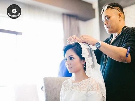 Sekitar majlis pernikahan Nad Zainal dan Muhammad Faliq