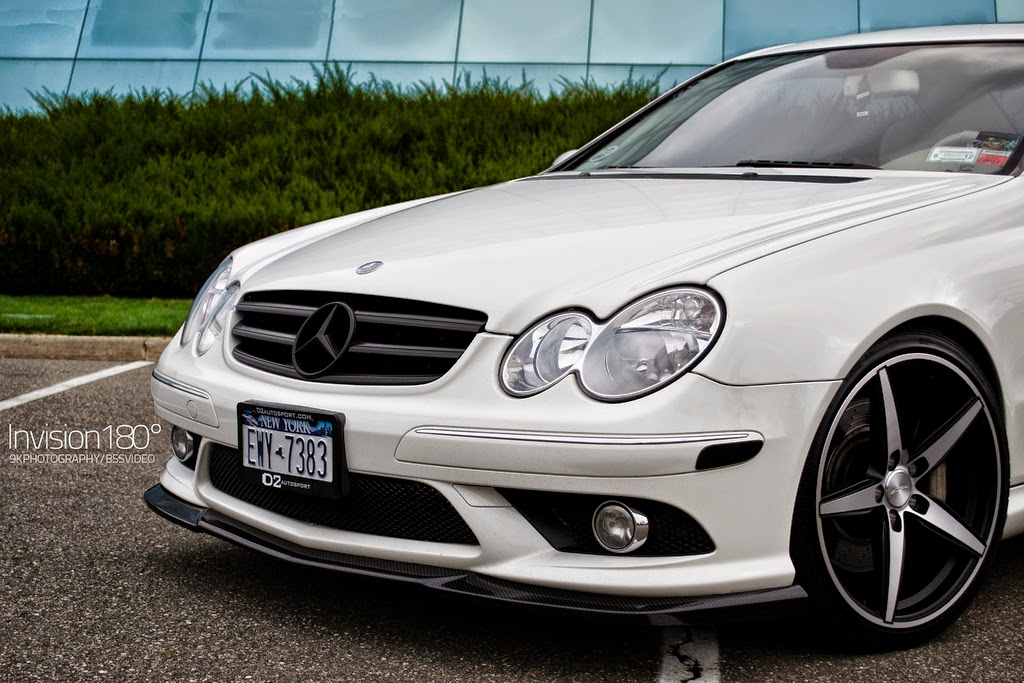 mercedes benz clk550 w209 tuning on d2forged wheels. Black Bedroom Furniture Sets. Home Design Ideas