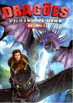 Dragões: Pilotos De Berk – Volume 3