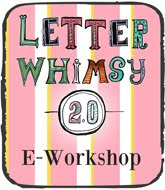 Letter Whimsy 2.0