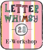 Letter Whimsy 2.0