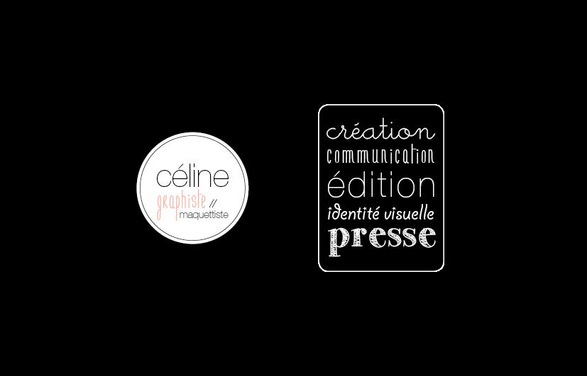 Céline graphiste // maquettiste