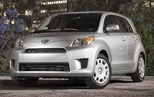 Car news! Scion XD Hatchback