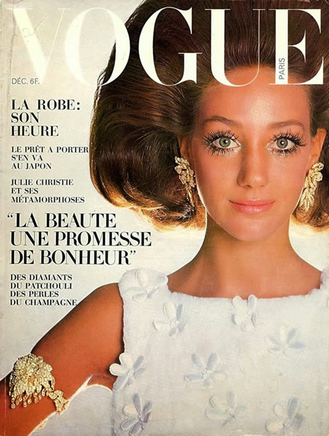 1960 S Vogue Covers Vintage Everyday