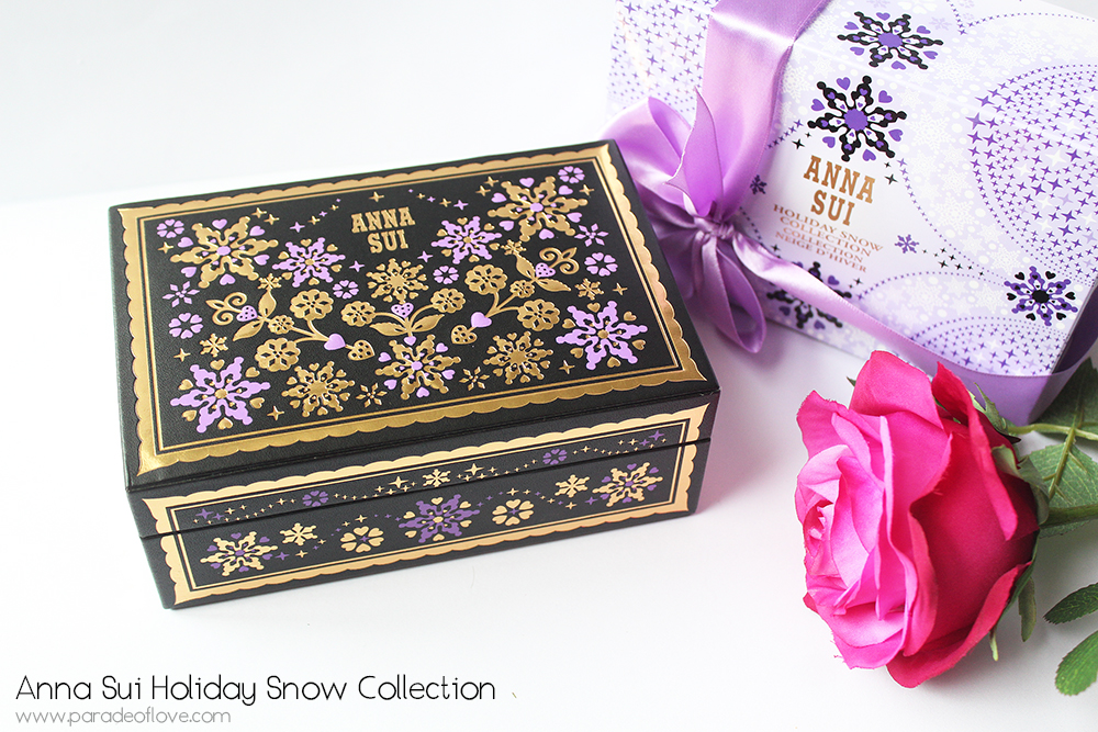 Anna Sui 2015 Holiday Snow Collection