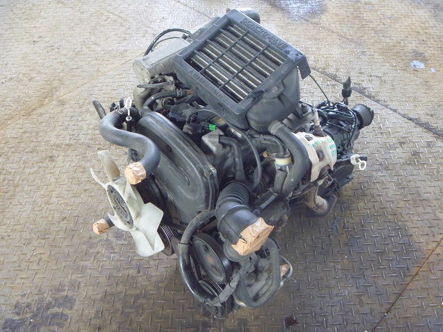 Japanese Used Engine And Spare Part 4a30 T Pajero Mini