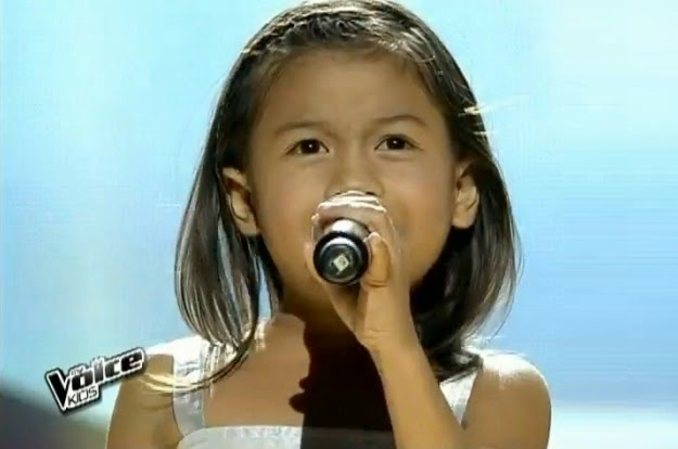 Watch Lyca Gairanod performed 'Call Me Maybe' on Upbeat Song Round of The Voice Kids PH Finale