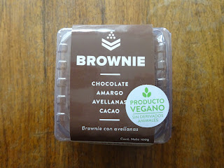 Brownie de Alberta