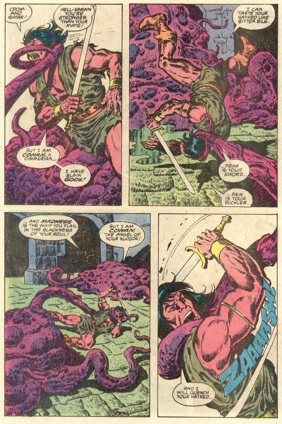 Conan the Barbarian (1970) Issue #117 #129 - English 15