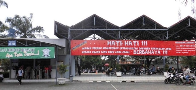 Jam Layanan Samsat Jakarta Barat Berubah