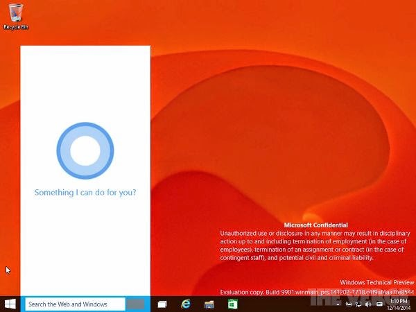Leaks These The First Images Of Windows 10