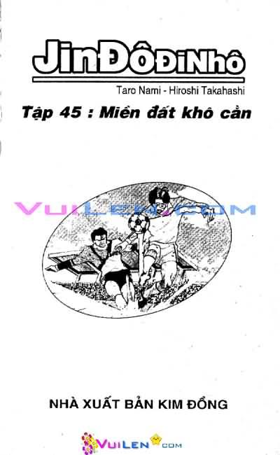 Jindodinho - Đường Dẫn Đến Khung Thành III  Tập 45 page 1 Congtruyen24h