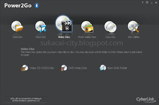 Cyberlink Power2Go Essential 8.0.0.1429