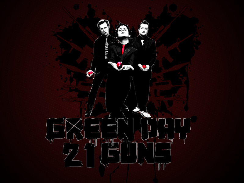Lyrics And Chords Guitar Green Day 21 Guns Lirik Music Trends