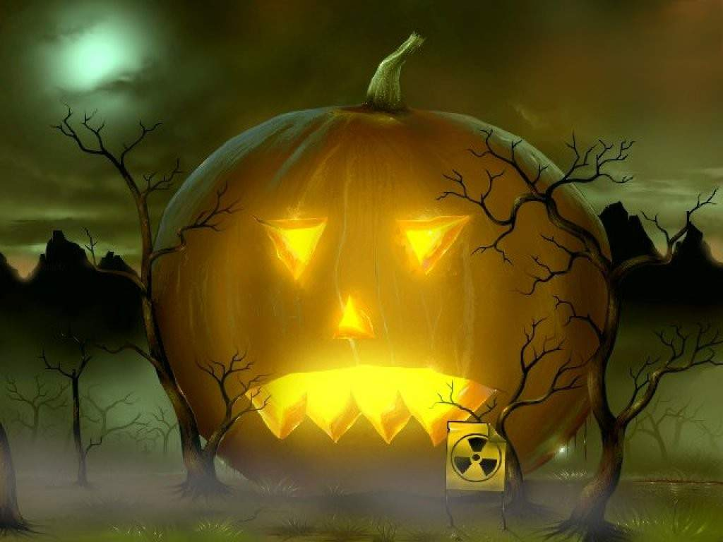 real wallpapers 3d halloween wallpaper
