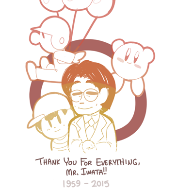 Thank You Iwata