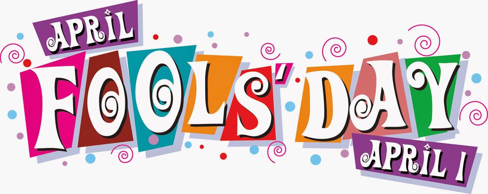 Happy April Fool Day 2015