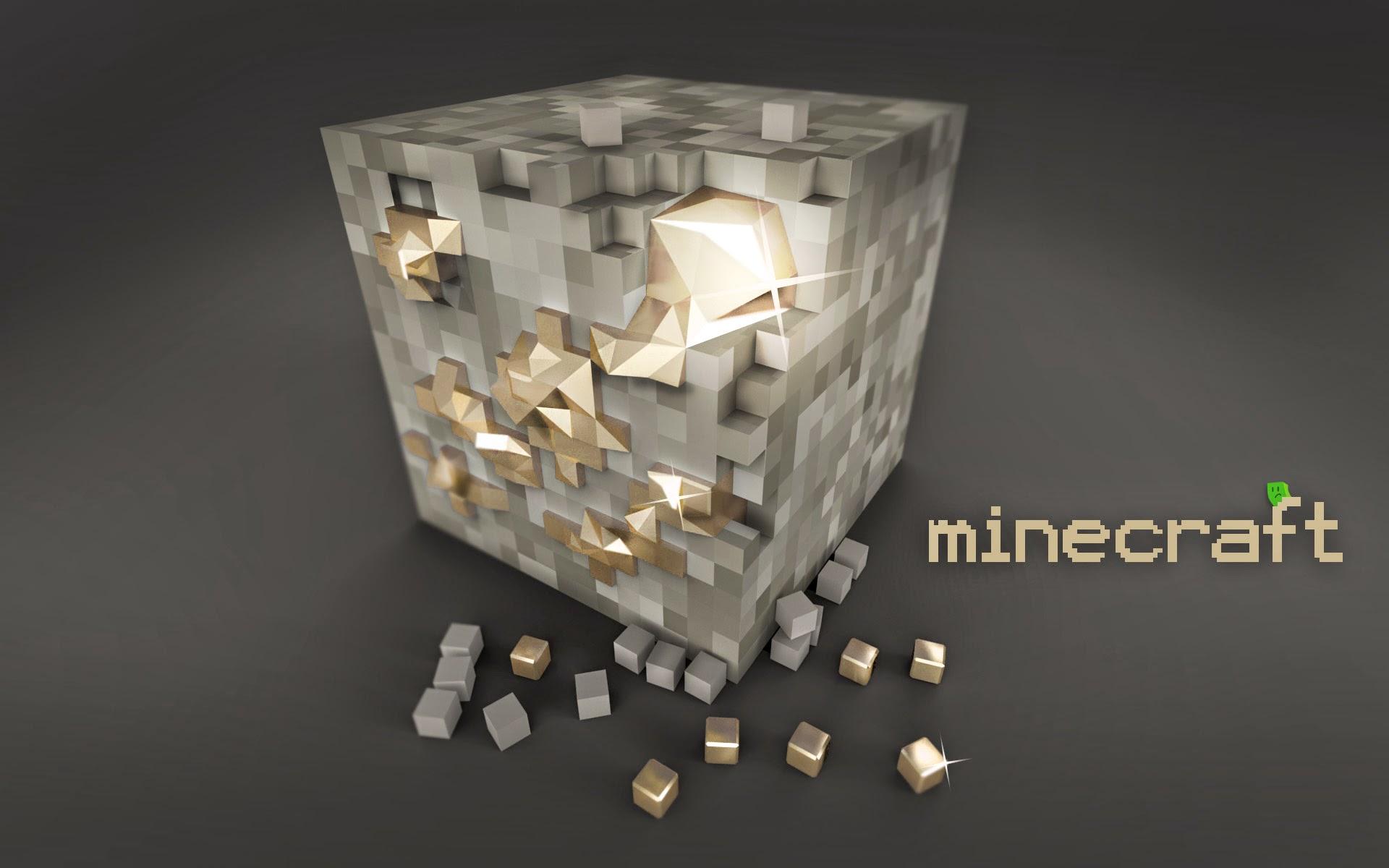 Papel de Parede do Jogo Minecraft