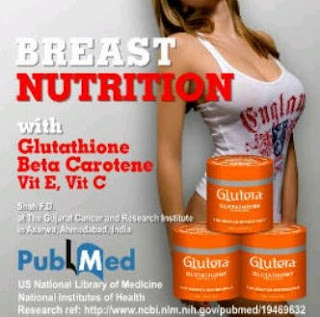 GLUTERA - GLUTATHION » Juga bisa memberi nutrisi pada payudara anda...sehingga tampak padat, kencang dan cantik