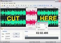 Songs cut in half by radio format image