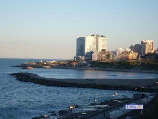 Mar del Plata - Escollera