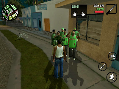 GTA SAN ANDREAS ANDROID CHEAT free - GTA San Andreas 2.0 Cleo Mods For Android