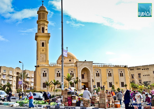 في كل اسبوع.. يوم جمعة - الحياة في القاهرة